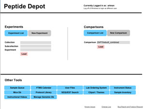 PeptideDepot Homepage
