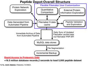 PeptideDepot Architecture