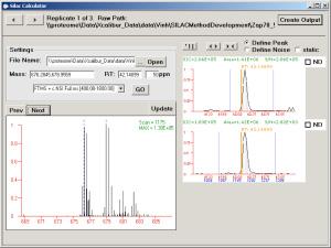 PeptideDepot Quantitation 2